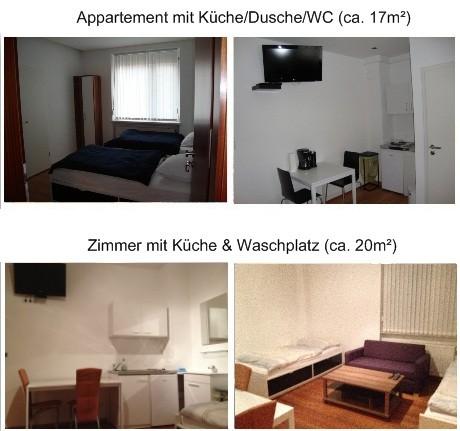 Monteurzimmer 66113 Saarbrücken